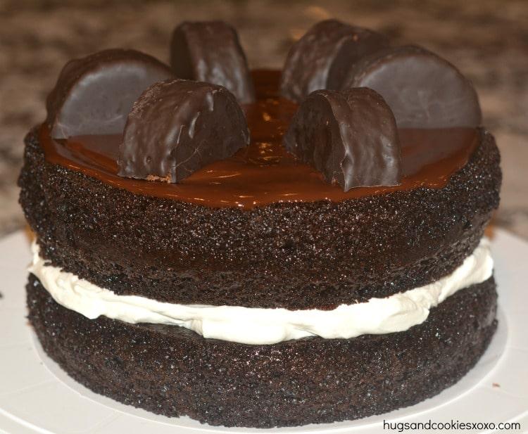 ring ding cake