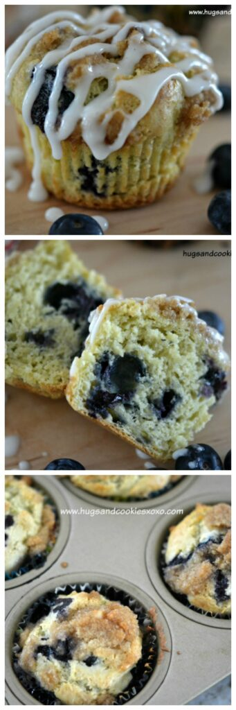 blueberry muffins secrets