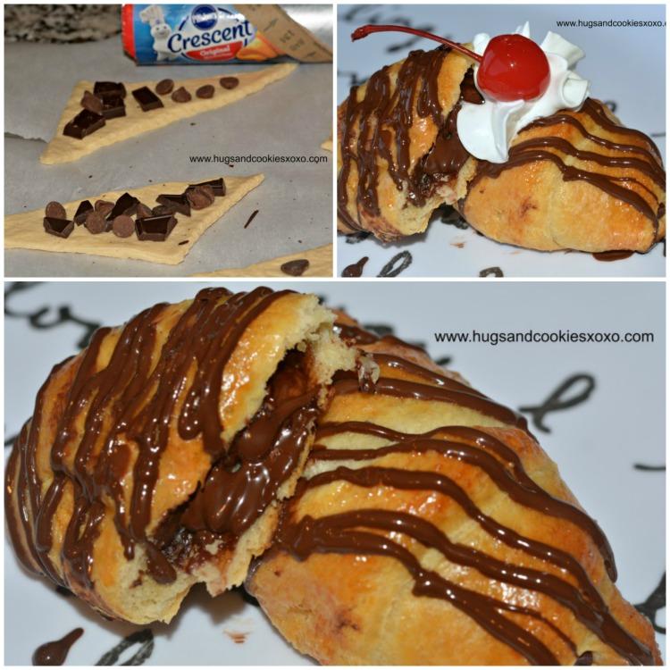 chocolate croissants