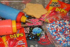 pop rock cookies