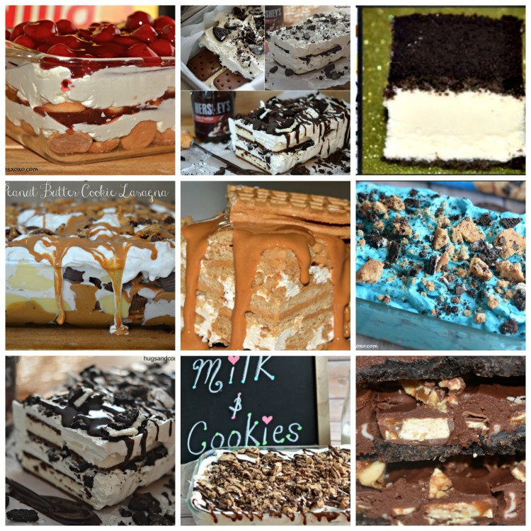 top 9 no bake desserts