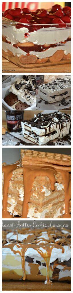 top 9 no bake summer desserts
