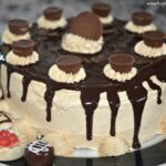 Peanut Butter Cheesecake and Chocolate Layer Cake