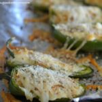 Cheese Stuffed Jalapeno Poppers