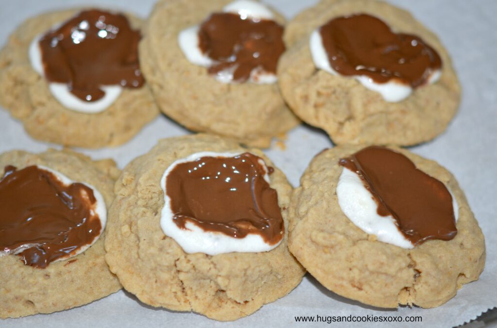 mallowmar-chocolate-topped-cookies
