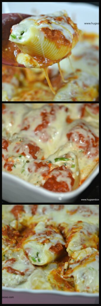 stuffed-shells-with-cheese-and-sausage-filling