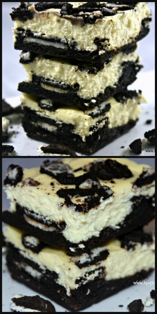 oreo-cheesecake-bars-stacked