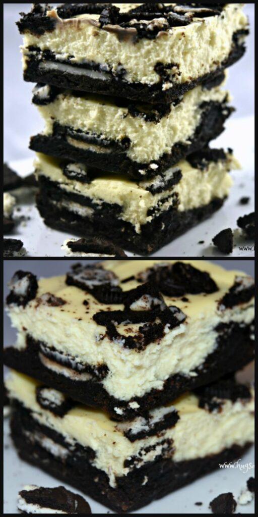 oreo-cheesecake-bars-stacked