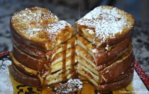 Denny's Copycat French Toast