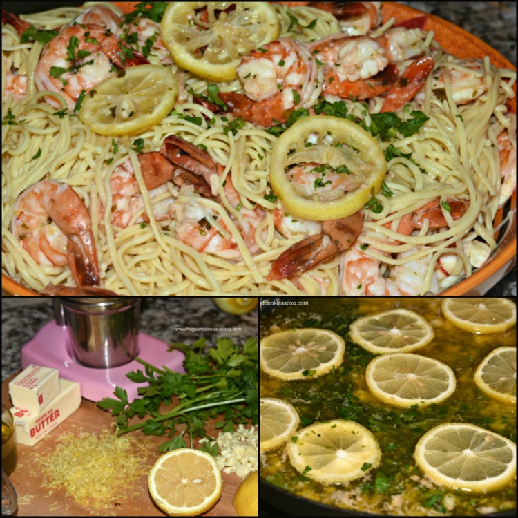 shrimp-scampi-with-linguine