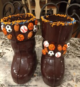 Chocolate Boot