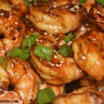 Honey Soy Shrimp