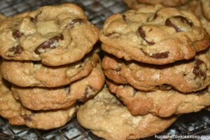 Mrs. Field's Chocolate Chip Cookies with a Twist