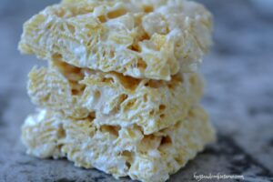 Munchos Marshmallow Treats