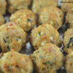 Prosciutto Chicken Meatballs