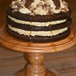 Reese's Triple layer Cake