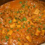 Tomato Beef Soup