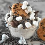 Hot Chocolate Cookie Dip
