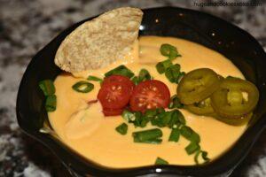 Crockpot Cheese Queso