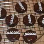 Brownie Ganache Cookies