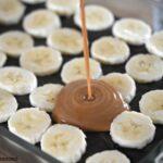Dulce De Leche Banana Toffee Brownies