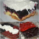 Fruity Pie Cheesecake Squares