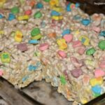 Lucky Charms Krispy Treats