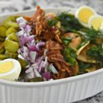 Loaded Pierogi Potato Salad