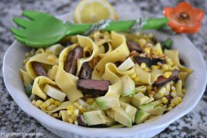 Pappardelle with Steak
