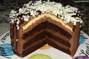 Chocolate Trifecta