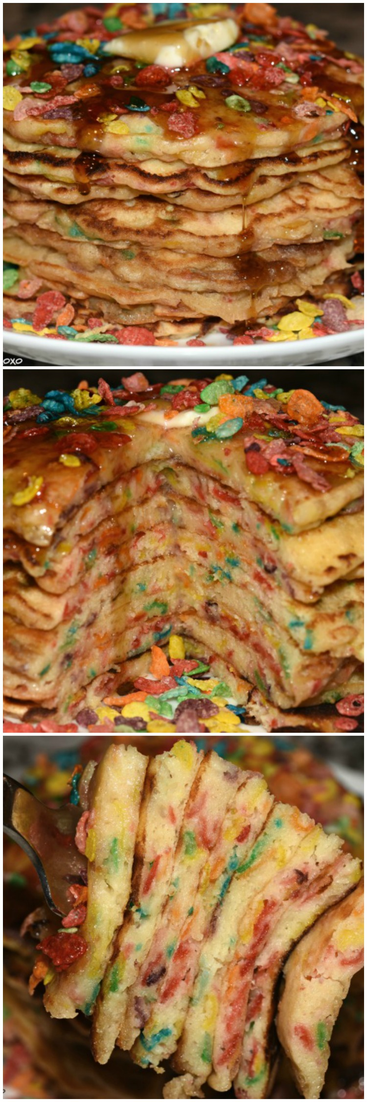 fruity pebble pancakes