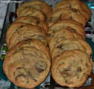 Pastry Flour Chocolate Chip Cookies