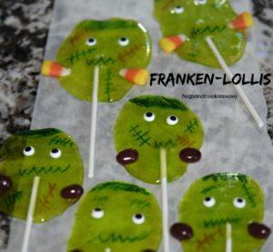 DIY Franken Lollis!