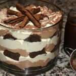 Fudge Brownie Trifle