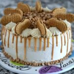 Peanut Butter Cheesecake Layer Cake