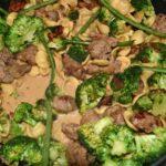 Creamy Orecchiette with Sausage and Broccoli