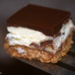 Rolo Cheesecake Squares