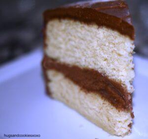 McCalls 1910 Butter Cake