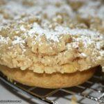 Crumb Cake Doughnut Muffins