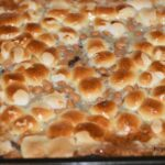 Layered S'mores Bars
