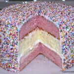 Sprinkle Cheesecake