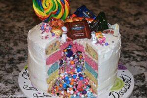 Spill Cake