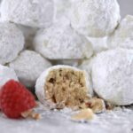 Snowball Christmas Cookies