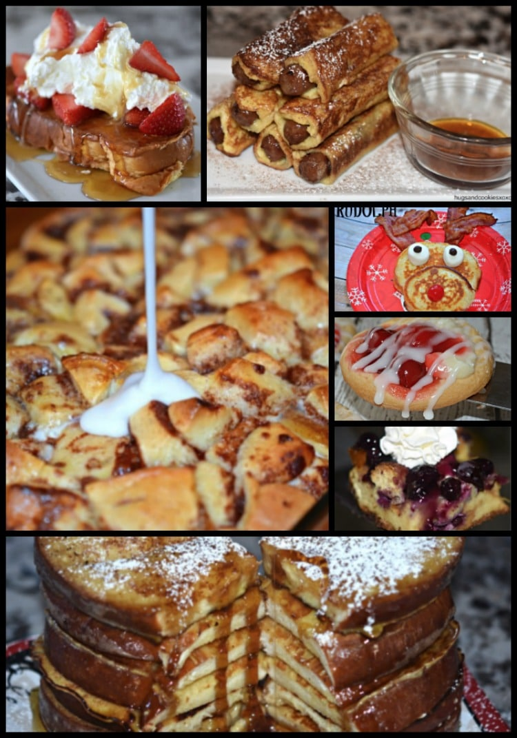 Christmas Morning Casseroles & Breakfast Ideas