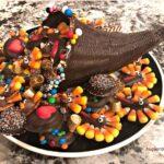 Chocolate Cornucopia