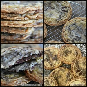 Pan Banging Chocolate Chunk Sea Salt Cookies