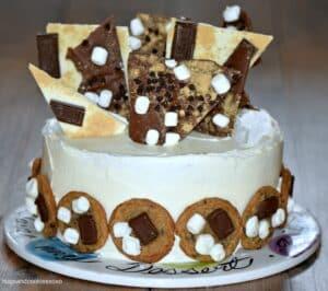 Smookie Cake