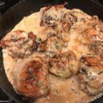 Creme Fraiche Chicken