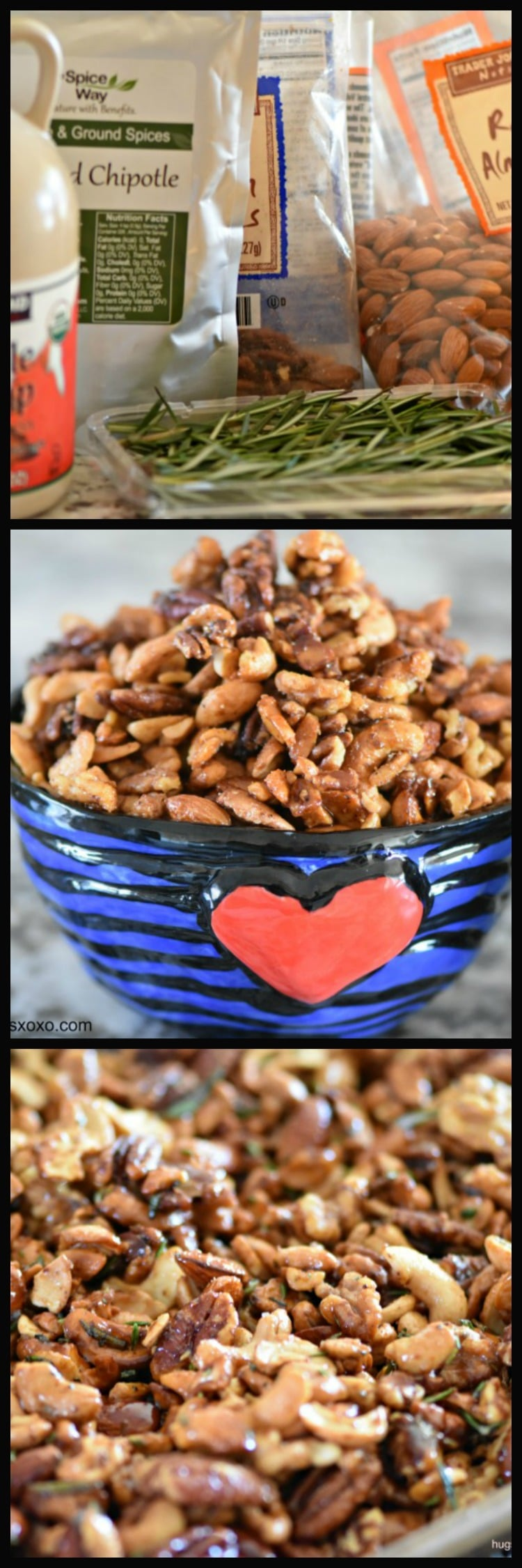 Chipotle Seasoned Nuts