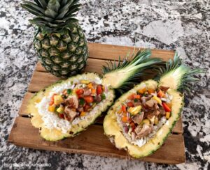 Hawaiian Pineapple Chicken